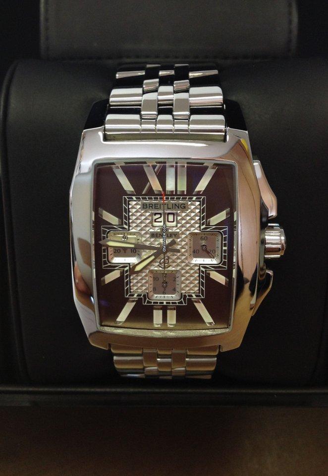 4a77be02c81 Relógios Breitling Bentley Flying B usados