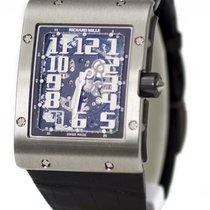 Richard Mille Extra Flat Titanium & Titalyt Men's Watch