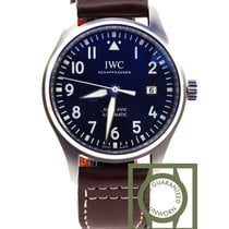 IWC NEW MODEL Pilots watch Mark XVIII Le Petit Prince blue NEW