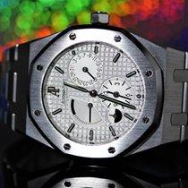 Audemars Piguet 26120ST.OO.1220ST.01 Ατσάλι 2007 Royal Oak Dual Time 39mm μεταχειρισμένο