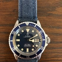 Tudor Steel Automatic No numerals 40mm pre-owned Submariner
