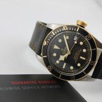 Tudor Black Bay S&G neu 2019 Automatik Uhr mit Original-Box und Original-Papieren M79733N