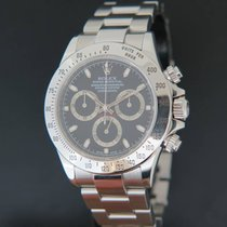 "Rolex Daytona Black Dial 116520 ""P Series"""