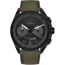 Edox Chronorally Steel 43mm United States of America, California, Upland