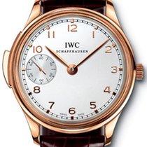 IWC Portuguese Minute Repeater IW524202 nouveau
