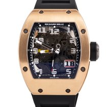 Richard Mille RM 029 Rose Gold Oversize