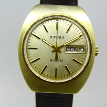 Bifora Yellow gold 41mm Quartz pre-owned