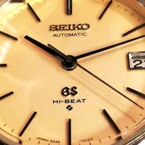 Seiko 37mm Automatisk 1975 brugt Grand Seiko Hvid