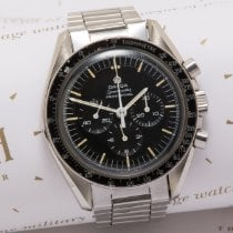 Omega Manual winding 1969 pre-owned Speedmaster Professional Moonwatch