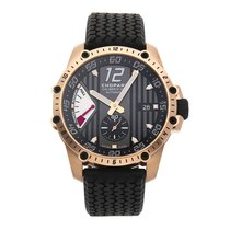 Chopard Superfast tweedehands 45mm Zwart Datum Rubber