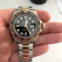 Rolex Gold/Steel 40mm Automatic ROOT BEER 126711 pre-owned United Kingdom, Aylesbury