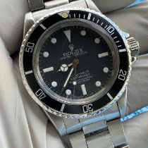 Rolex Submariner (No Date) Steel 40mm Black No numerals United States of America, Pennsylvania, HARRISBURG