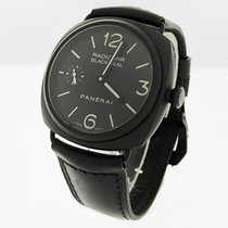 Panerai Radiomir Black Seal Ceramic 45mm Black Arabic numerals United States of America, New York, New York