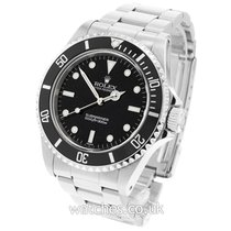 Rolex 14060 Steel 1999 Submariner (No Date) 40mm pre-owned United Kingdom, London