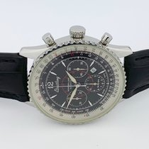 Breitling Montbrillant Steel 38mm Black