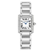 Cartier Tank Française WE1002S3 2010 new
