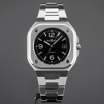 Bell & Ross BR 05 Steel 40mm Black Arabic numerals