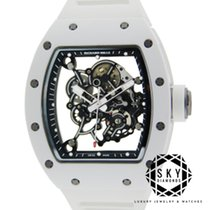 Richard Mille Titanio 49.9mm Cuerda manual Rm055 usados