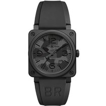 Bell & Ross BR 03-92 Ceramic BR0392-CAMO-CE/SRB 2020 new