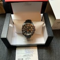 Tissot PRS 516 Extreme Automatic Zeljezo 43mm Crn