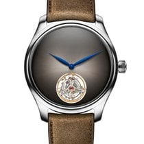 H.Moser & Cie. Endeavour 1804-1200 New Steel 42mm Automatic