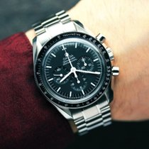 Omega Speedmaster Professional Moonwatch 311.30.42.30.01.005 - Omega Speedmaster Special  Box Esalite 2020 new