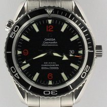 Omega 22005100 Acier Seamaster Planet Ocean 45.2mm occasion France, Bordeaux