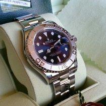 Rolex YACTHMASTER BLUE DIAL  NEW