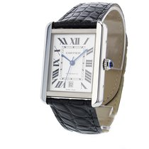 Cartier Tank Solo  Automatic W5200027 Mens WATCH