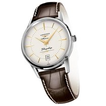 Longines Flagship Heritage new Automatic Watch with original box and original papers L4.795.4.78.2