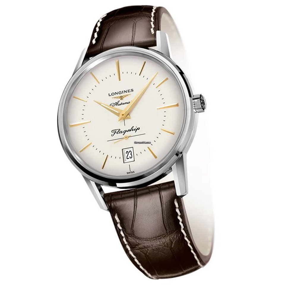3174a9f7de8 Longines Flagship Heritage - all prices for Longines Flagship Heritage  watches on Chrono24
