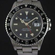 Rolex GMT-Master II Ref-16710T 2004 Steel Case