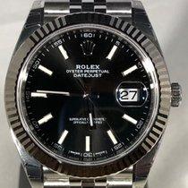 Rolex Datejust 41 Jubilee Black Dial 126334