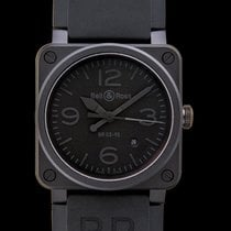 Bell & Ross BR 03-92 Ceramic Ceramic 42mm Black United States of America, California, San Mateo