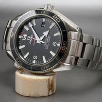 Omega Seamaster Planet Ocean Limited Edition Liquid Metal...