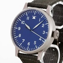 Laco Steel 42mm Automatic 127-560 pre-owned