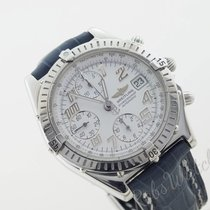 Breitling Blackbird tweedehands 39mm Staal