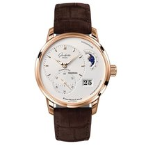 Glashütte Original PanoMaticLunar neu 40mm Rotgold