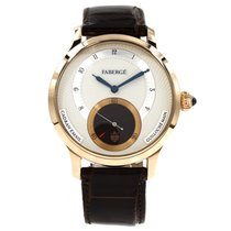 Fabergé Rose gold 40mm Manual winding AGATHON pre-owned United States of America, Arizona, SCOTTSDALE