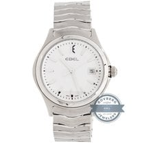 Ebel Wave Steel 40mm White No numerals United States of America, Pennsylvania, Bala Cynwyd