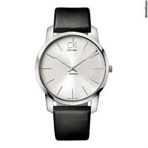ck Calvin Klein Steel 44mm Quartz K2G211C6 new