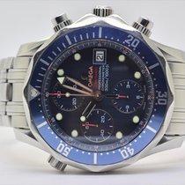 Omega Seamaster Diver 300 M gebraucht 41mm Stahl