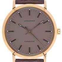 a3adf6d76c4 Longines Conquest Ouro amarelo - Todos os preços de relógios ...
