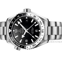 Omega Seamaster Planet Ocean Steel 43.5mm Black Arabic numerals United States of America, Florida, Aventura