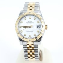 Rolex Lady-Datejust Gold/Steel 31mm Champagne United States of America, Pennsylvania, Pittsburgh