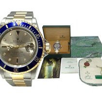 Rolex Submariner Date pre-owned 40mm Date