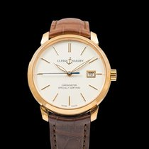 Ulysse Nardin San Marco new Automatic Watch with original box and original papers 8156-111-2/91