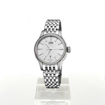 Oris Women's watch Artelier Date 31mm Automatic new Watch with original box and original papers