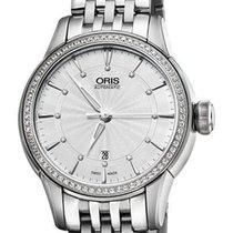 Oris Artelier Date 01 561 7687 4951-07 8 14 77 2020 neu