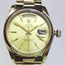 Rolex Day-Date 36 Ouro amarelo 36mm Amarelo Sem números Portugal, Lisboa